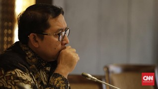Fadli soal Kepala Badan Otorita Ibu Kota: Jokowi Sayang Ahok