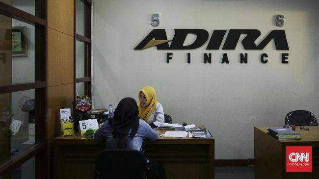Adira Finance Tebar Dividen Rp1,05 T di Tengah Wabah Corona