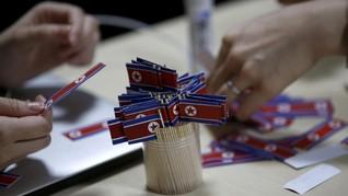 AS Jatuhkan Sanksi untuk 13 Organisasi China dan Korut