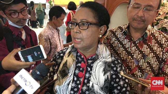 Menteri Yohana Pastikan Kawal Kasus Pemerkosaan Mahasiswi UGM