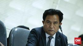 Hadapi Gugatan Prabowo, Yusril Jamin Tak Ada Lobi ke Hakim MK
