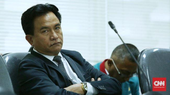Yusril Akan Gugat Pencopotan Wakil Rektor Trisakti
