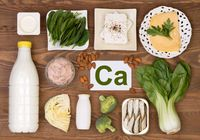 Kalsium tidak hanya diperlukan untuk tulang dan gigi yang kuat, tapi juga penting untuk kontraksi otot dan metabolisme energi. Penelitian menunjukkan bahwa kekurangan kalsium dalam tubuh bisa memicu pelepasan kalsitriol, hormon yang bisa menyebabkan penyimpanan lemak dalam tubuh. Foto : Thinkstock