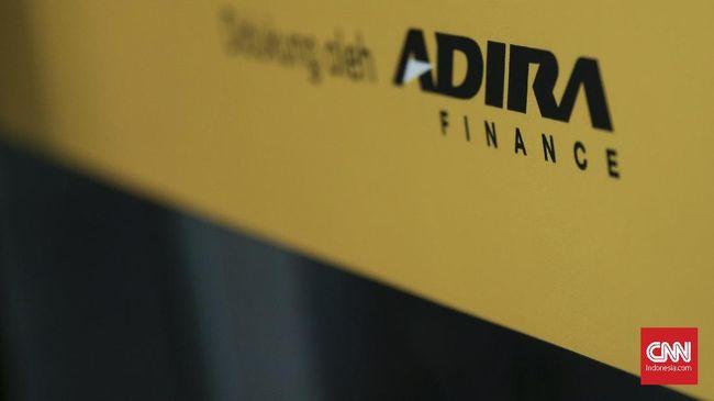 ADMF Adira Finance Tergiur Bisnis Digital
