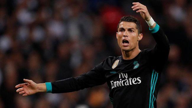 Ronaldo Dituduh Selingkuh Saat Kekasih Hamil