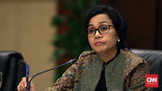 Sri Mulyani Terbitkan Beleid Permudah WP Lapor Pajak