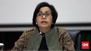 Fokus Menteri, Sri Mulyani Batal Masuk Timses Jokowi