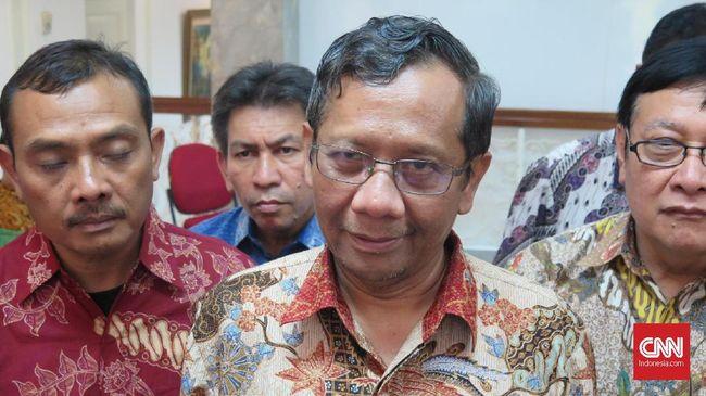 Mahfud MD Sebut SBY Menangis saat Di-Bully soal Pilkada DPRD