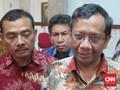 Mahfud MD Prihatin PNS Berutang Masih Ditarik Zakat