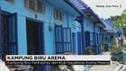 Ikon Wisata Baru Malang, Kampung Biru Arema
