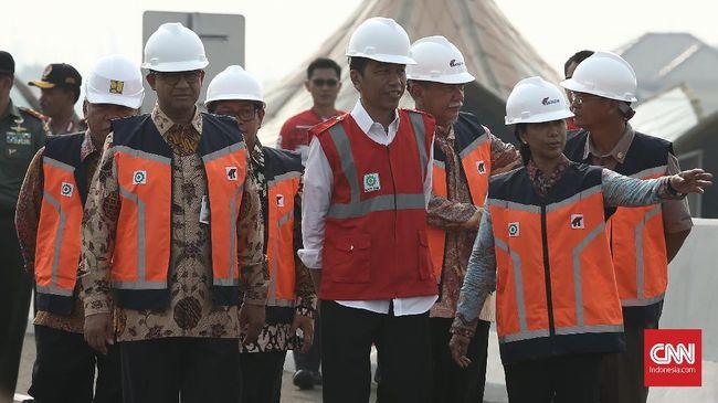 Tumpukan Utang dan Beban Infrastruktur Jokowi di Pundak BUMN