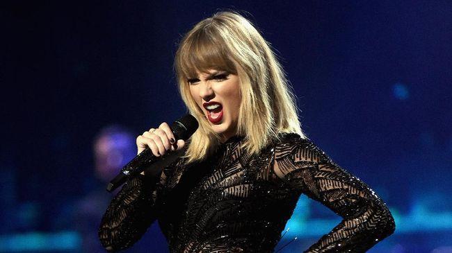 'Reputation' Taylor Swift Jadi Album Terlaris 2017