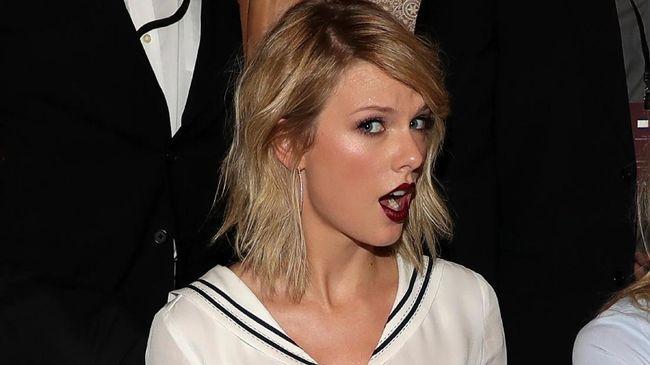 Naik 131 Persen, Pendapatan Taylor Swift Tertinggi