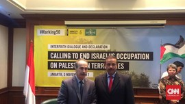 Palestina: Israel Tak Punya Alasan Lagi untuk Dikte Kami