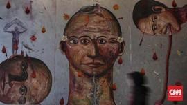 FOTO: 'Rumah' Seni Kontemporer Pertama Indonesia