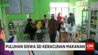 Akibat Keracunan Makanan Puluhan Siswa SD Dirawat