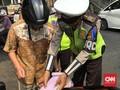 Pelanggaran Rambu dan Parkir Paling Dominan di Operasi Zebra