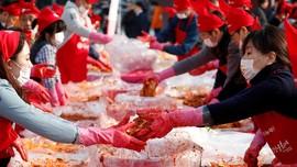 Kimchi Juga Bermanfaat untuk Kesehatan