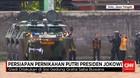 Gladi Evakuasi Taktis & Medis Jelang Pernikahan Putri Jokowi