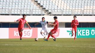 PSSI Akui Salah Putar Lagu Kebangsaan di Piala Asia U-19