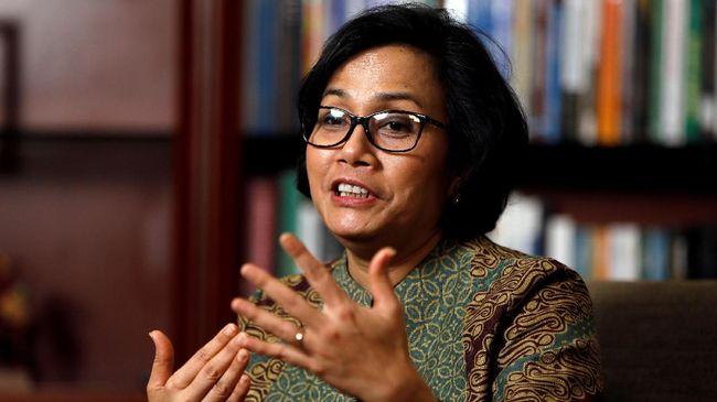 Sri Mulyani Jaga Penguatan Rupiah dengan Penguatan Investasi