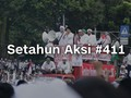 VIDEO: Mengingat Kembali Setahun Aksi 411