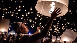 6 Festival Lampion di Asia