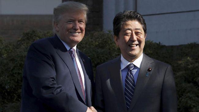 Ikut Jejak Trump, PM Jepang Pertimbangkan Bertemu Kim Jong-un