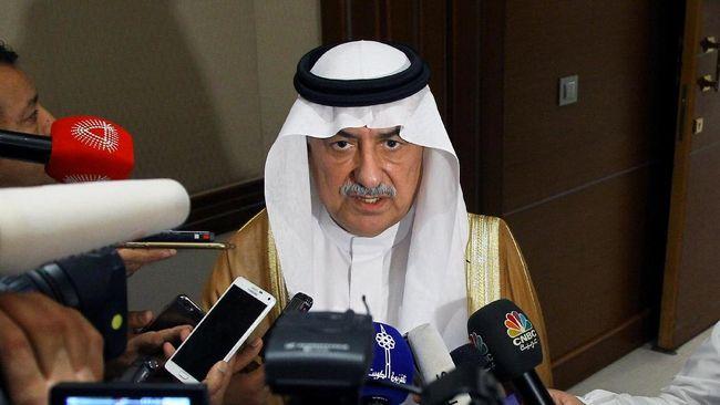 Menlu Bantah Saudi Krisis Akibat Kasus Khashoggi