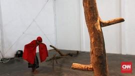 FOTO: Menyesap 'Jiwa' di Jakarta Biennale 2017