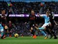 Manchester City Unggul 1-0 Atas Arsenal di Babak Pertama