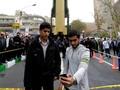 Peringati Penyanderaan di Kedubes AS, Iran Pamerkan Rudal