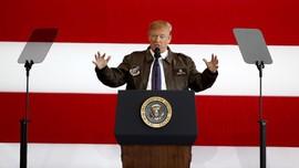 Trump Minta Dana Rp54 T untuk Pertahanan Rudal Hadapi Korut