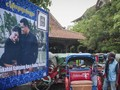 Relawan Jokowi Mulai Berdatangan ke Solo