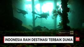 VIDEO: Indonesia Raih Destinasi Terbaik Dunia