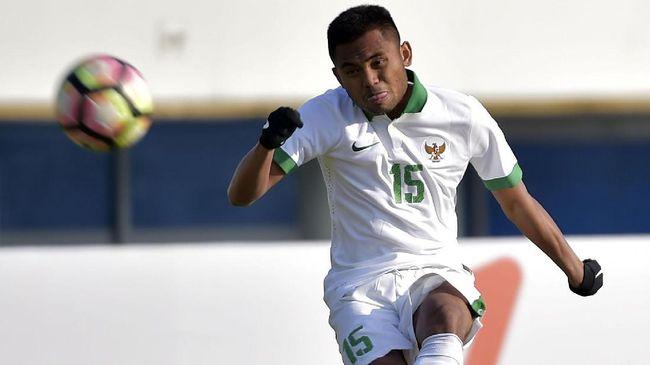Saddil Ramdani Cetak Gol pada Laga Debut Bersama Pahang FA