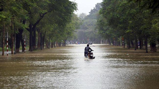 Banjir Tewaskan 100 Orang, Nigeria Tetapkan Bencana Nasional