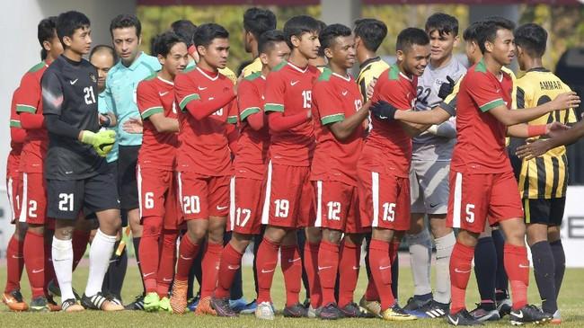 Jadwal Siaran Langsung Timnas Indonesia U-19 vs Jepang