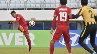 Kesenjangan Kualitas Timnas Indonesia U-19 Masih Kentara