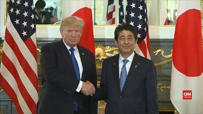 Trump Rayu Jepang Beli Produk Pertanian AS