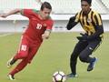 Timnas Indonesia U-19 vs Malaysia, Egy Maulana Starter
