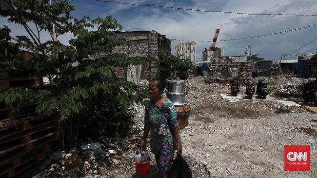 Pemerintah Optimis Tingkat Kemiskinan di Bawah 10 Persen