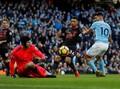 Cech: Gol Ketiga Manchester City Sulitkan Arsenal