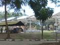 VIDEO: Tenda Pernikahan Kahiyang-Bobby Mulai Berdiri di Medan