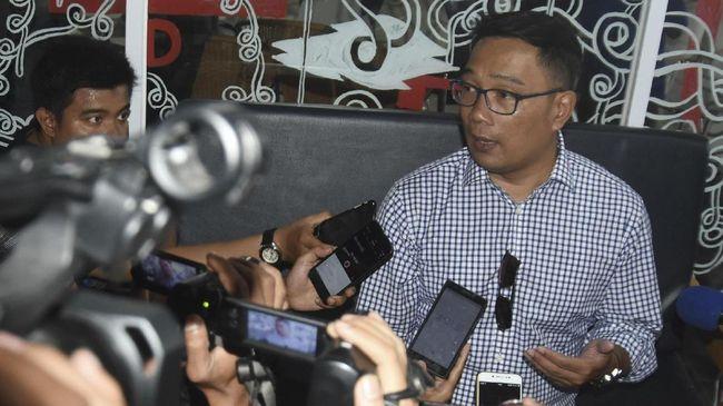 Ridwan Kamil Percaya Pencabutan Dukungan Golkar Masih 'Gosip'