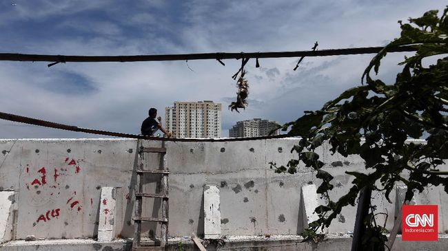 Darmin Bantah Penurunan Kemiskinan Karena 'Banjir' Bansos