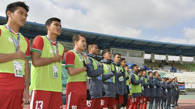 Live Streaming Timnas Indonesia U19 vs Jepang