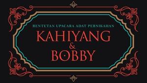 Rentetan Upacara Adat Pernikahan Kahiyang dan Bobby