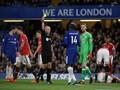 Manchester United vs Chelsea, The Blues Bidik Tren Positif