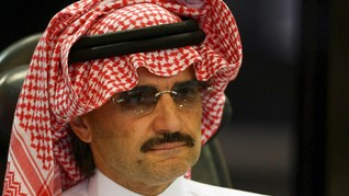 Al-Waleed, Pangeran Super Kaya di Tangan Komite Antikorupsi